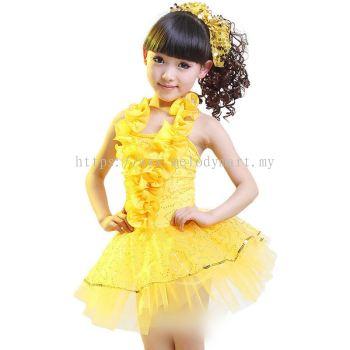 Kid Performance Dance Wear \ Latin Wear