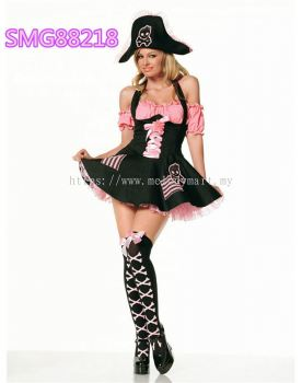 Pirate Girl Costume Adult SGM218 (1211 1201 01)