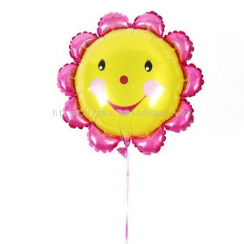 Foil Balloon / Sunflower 61cm - 2118 0901 01