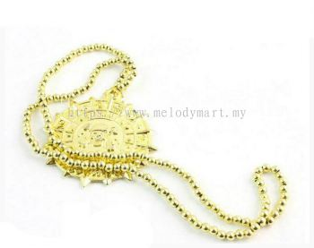 Pirate Aztec Gold Medallion -2053 0105 01
