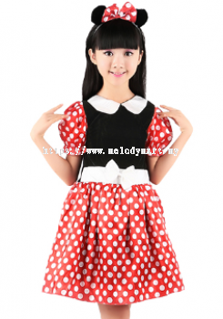 Minnie Mouse Kid  - M1302 -3013 0201