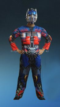 Transformers Teen Costume M379 -1010 1102