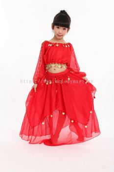 Arabian Belly Dance Kid Costume 1501- 3001 0401