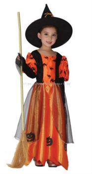 Pumpkin Girl - Kid - 1012 1102