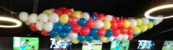 Balloon Drop Net Bags