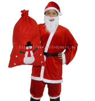 Santa Suit / Adult M154 - 1234 4619 01