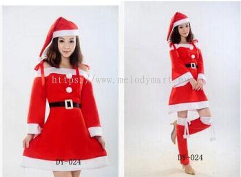 Christmas / Plus size Santarina NL024-1234 4628 04