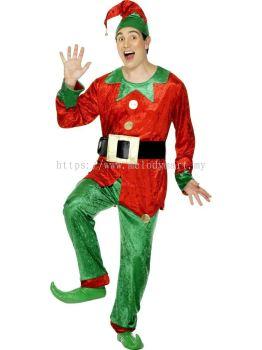 Christmas Elf Adult - 1234 4642 01