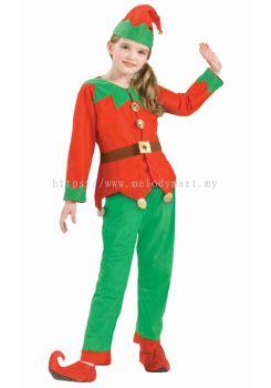 Christmas Elf Kid \ Unisex - 1234 4642 02