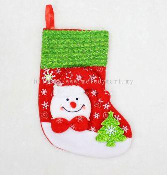 Christmas Sock \ Santa Gift - 2051 0103