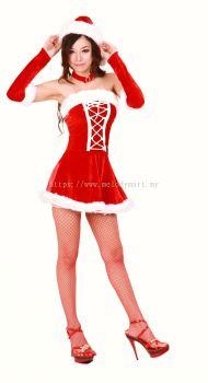 Christmas Santarina Costume S011