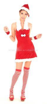 Christmas Santarina Costume S036
