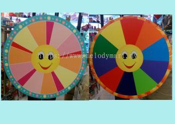Wheel Of Fortune Set - 2005 0301 01