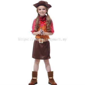 Cowboy kid - Girl G0133 - 1103 0103