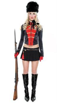 Guard Lady
