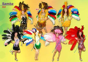 Festival costume W1-7