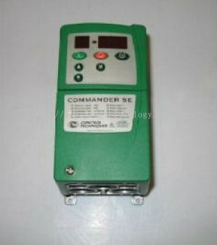 REPAIR CONTROL TECHNIQUES COMMANDER SE 0.25KW AC DRIVE Malaysia, Singapore, Indonesia, Thailand, Selangor, Johor, KL, Perak, P. Pinang, Melaka, Pahang, Negeri Sembilan, Sabah, Sarawak.