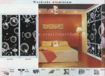 Wardrobe Aluminium