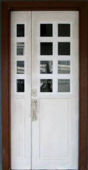 Double Leaf Door