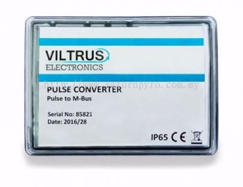 Pulse to M-Bus Converter