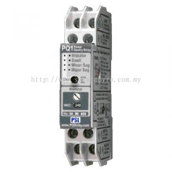 PQ1 Power Quality Relay