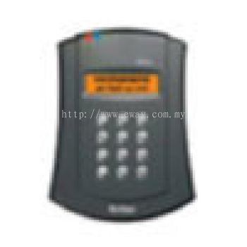 M1000X - Microengine Time Attendance LCD Keypad Proximity & Pin Access