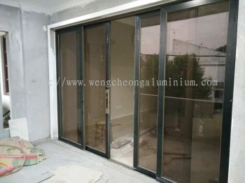 Performance Sliding Door