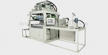 FASP - 6010 - Compact Thermoforming Machine