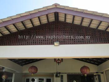Roofing Works - Shah Alam / Kota Kemuning / Taman Sri Muda / Klang / Subang