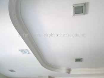 Plaster Ceiling Works - Klang / Shah Alam / Subang / Puchong