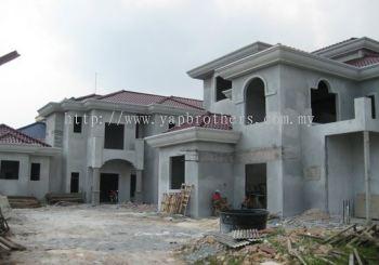 Bungalow Contractor / Bungalow Construction - Klang / Shah Alam