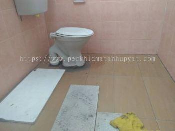 Toilet Waterproofing Service