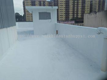 Roof Waterproofing Service
