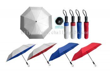 3 Fold Auto Open Umbrella (U006)