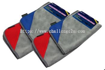 Microfiber Car Cleaning Cloth (DU93)