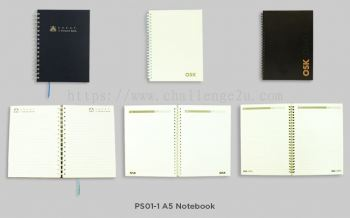 A5 Notebook (PS07)
