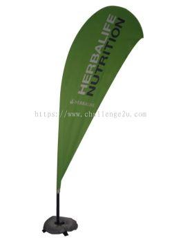 Teardrop Flag (AT001)