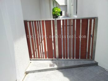 Stainless Steel Fence 004