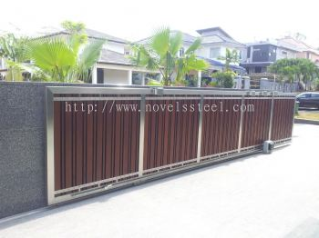Stainless Steel main gate 062