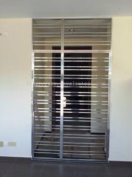 Stainless Steel Double door 003