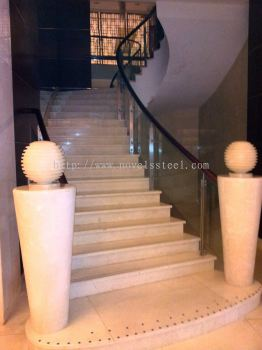 Stainless Steel Handrail 031