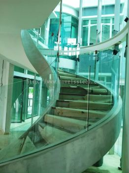 Stainless Steel Handrail 043