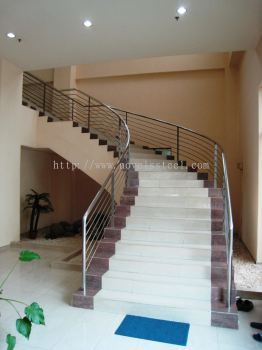 Stainless Steel Handrail 051