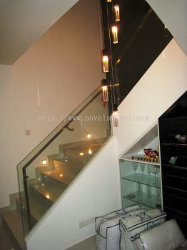 Stainless Steel Handrail 052