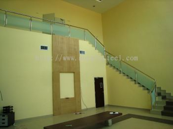 Stainless Steel Handrail 055
