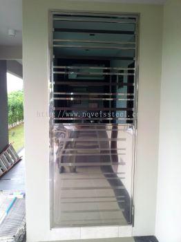 Stainless Steel Single door 003