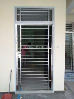 Stainless Steel Single door 004