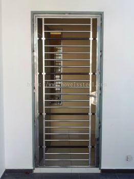 Stainless Steel Single door 009