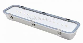 30W, 40W & 60W K04105 LED Fluorescent Luminaire Series