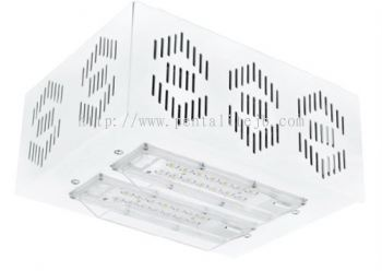 40W, 80W, 120W, 160W K03107 ECO LED Lowbay Series